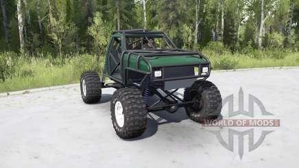 Toyota Hilux Truggy для MudRunner