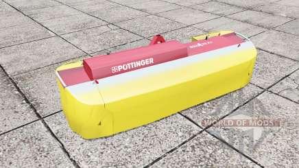 Pottinger Novaalpin 301 T fast coupler для Farming Simulator 2017