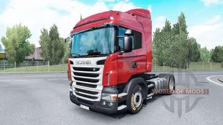Scania G380 Highline 2009 для Euro Truck Simulator 2
