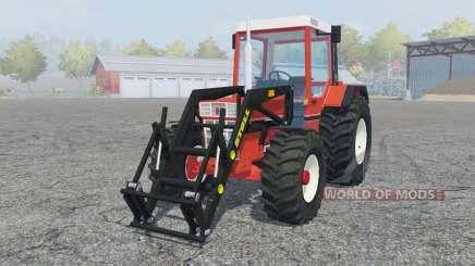 International 844 XL front loader для Farming Simulator 2013