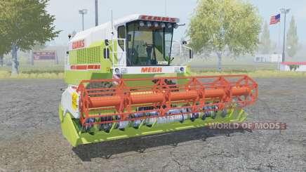 Claas Dominator 218 Mega для Farming Simulator 2013