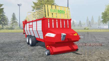 Pottinger EuroBoss 330 T light red для Farming Simulator 2013