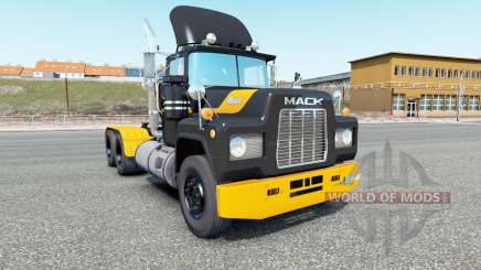 Mack R600 Day Cab 6x4 для Euro Truck Simulator 2