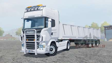 Scania R560 Highline для Farming Simulator 2013