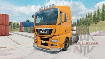 MAN TGX 18.360 4x2 для American Truck Simulator