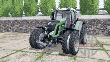 Fendt 924 Vario cab suspension для Farming Simulator 2017