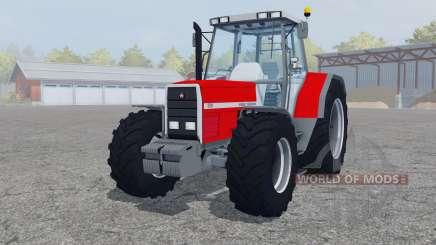 Massey Ferguson 8110 для Farming Simulator 2013