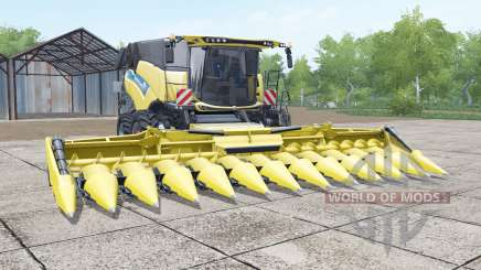 New Holland CR10.90 _ для Farming Simulator 2017