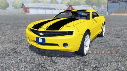 Chevrolet Camaro 2010 для Farming Simulator 2013
