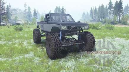 Ford Ranger 1982 TTC для MudRunner