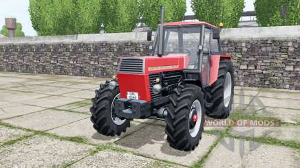 Zetor 12045 Crystal sunburnt cyclops для Farming Simulator 2017