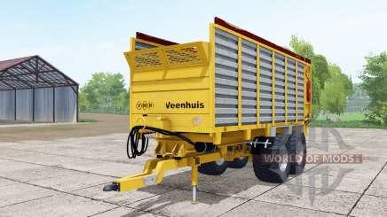Veenhuis W400 ronchi для Farming Simulator 2017
