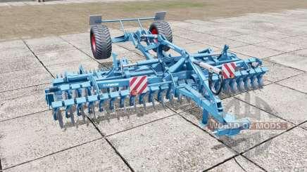 Lemken Heliodor 9-600 KA v1.3 для Farming Simulator 2017