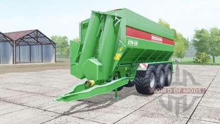 Bergmann GTW 430 pigment green для Farming Simulator 2017