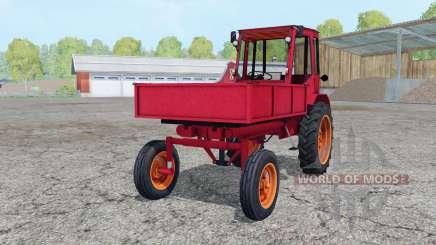 Т-16М ярко-красный окрас для Farming Simulator 2015