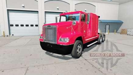 Freightliner FLD 120 Flat Top 1994 для American Truck Simulator