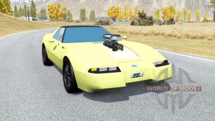 Y7 model 1 для BeamNG Drive