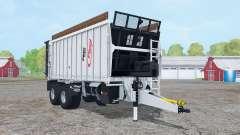 Fliegl Gigant ASW 268 для Farming Simulator 2015