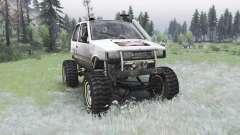 ВАЗ-1111 Ока внедорожный для Spin Tires