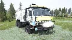 КамАЗ-43114 для MudRunner