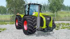 Claas Xerion 5000 Trac VC movable parts для Farming Simulator 2015