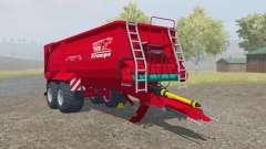 Krampe Bandit 750 change bodywork для Farming Simulator 2013