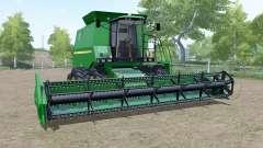 John Deere 1550 wheels selection для Farming Simulator 2017