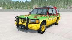 Gavril Roamer Tour Car Beamic Park v3.0 для BeamNG Drive