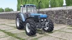 New Holland 8340 new engine sound для Farming Simulator 2017