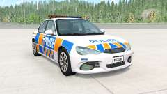 Hirochi Sunburst New Zealand Police v0.4 для BeamNG Drive