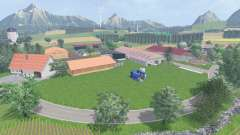 Lindenau для Farming Simulator 2015