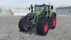 Fendt 924 Vario double wheels для Farming Simulator 2013