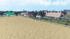 Freidorf для Farming Simulator 2015