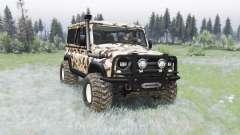 УАЗ-3153 Трофи для Spin Tires