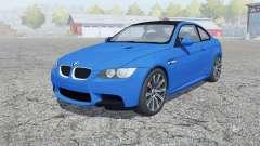 BMW M3 coupe (E92) 2010 для Farming Simulator 2013