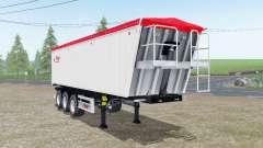 Fliegl DHKA mulitfruit для Farming Simulator 2017