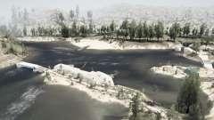 Сила реки для MudRunner