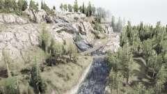 Проект 321 - Горный проезд для MudRunner