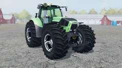 Deutz-Fahr Agrotron X 720 new wheel для Farming Simulator 2013