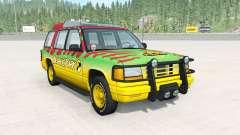 Gavril Roamer Tour Car Beamic Park v3.0.2 для BeamNG Drive