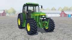 John Deere 6610 FL console для Farming Simulator 2013