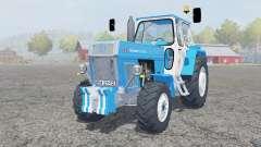 Fortschritt Zt 303-D manual ignition для Farming Simulator 2013