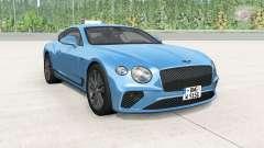 Bentley Continental GT 2018 для BeamNG Drive