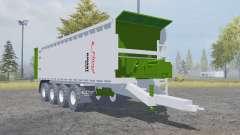 Fliegl ASW 488 Gigant для Farming Simulator 2013