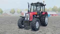 МТЗ-820.4 Беларус ручное зажигание для Farming Simulator 2013