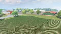 U.S. Land v2.0 для Farming Simulator 2013