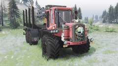 HSM 940F 6x6 для Spin Tires