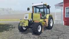 Fortschritt ZT 323-A olive green для Farming Simulator 2013