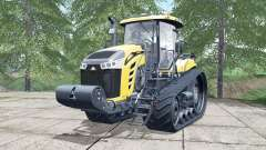 Challenger MT775E multicolor для Farming Simulator 2017
