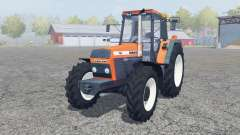Ursus 934 change wheels для Farming Simulator 2013